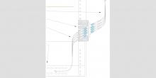 Адаптерные панели MTP угловые