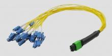 Волоконно-оптические сборки MTP – LC, SC (Fanout)